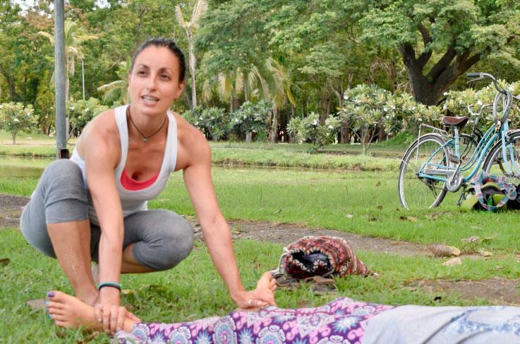 Equipo Apasho: Bea Bernal | Apasho yoga