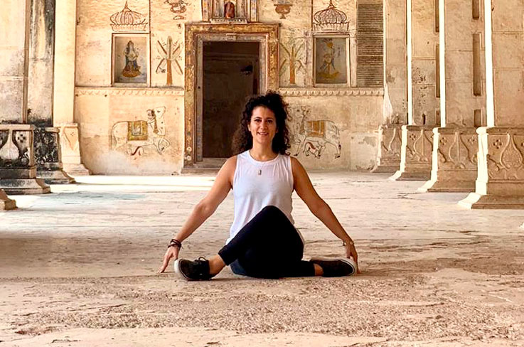 Equipo Apasho: Emma Vázquez | Apasho yoga