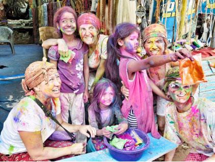 imagen de Viaje a Indía | ¿Porqué elegirnos? - Apasho yoga