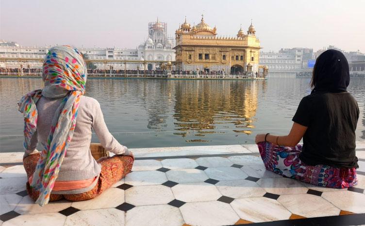 The Golden Temple - India norte | viajar haciendo yoga - Apasho