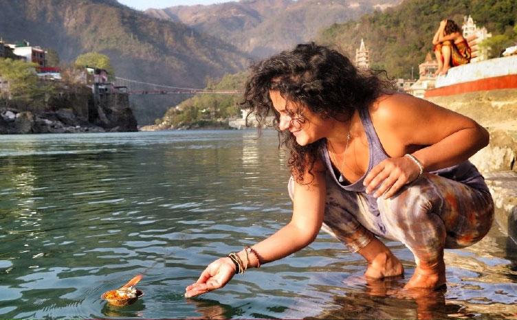 Rishikesh - India norte | viajar haciendo yoga - Apasho