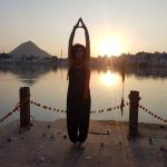 viaje India yoga