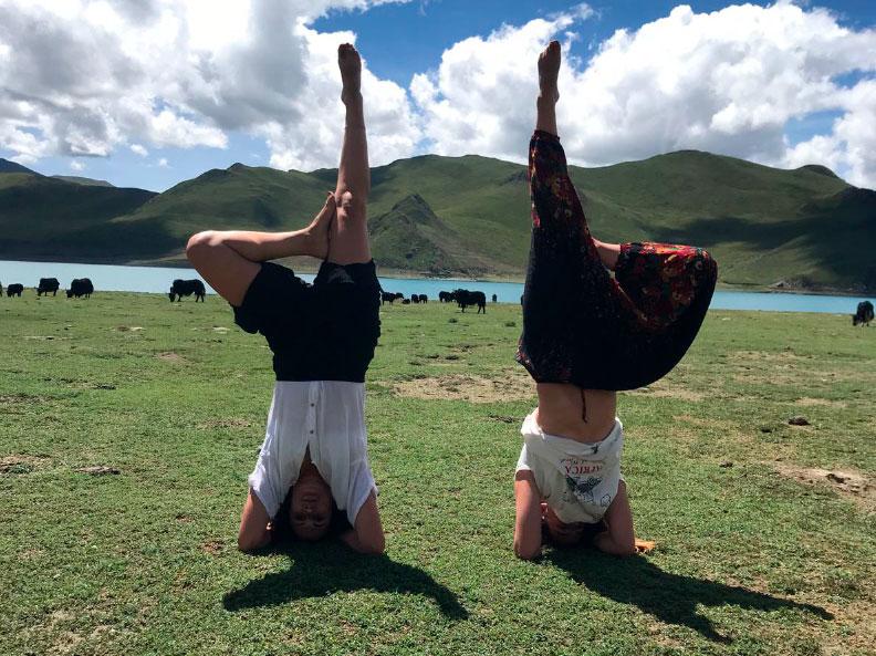 Viaje yoga China Tíbet Nepal - aventura al estilo slow travelling | apasho yoga