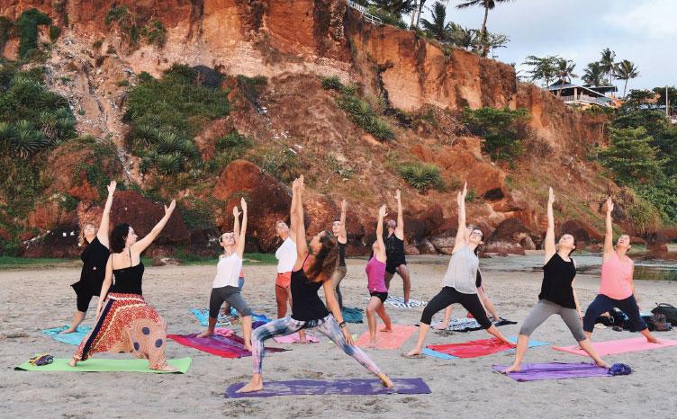 VARKALA - India sur | viajar haciendo yoga - Apasho