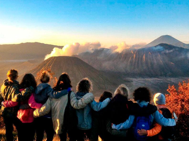 Viaje yoga Indonesia - Bienvenidos | apasho yoga