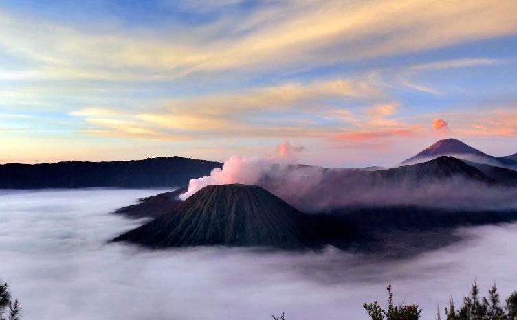 Isla de Java - Volcán Bromo | viajar haciendo yoga - Apasho