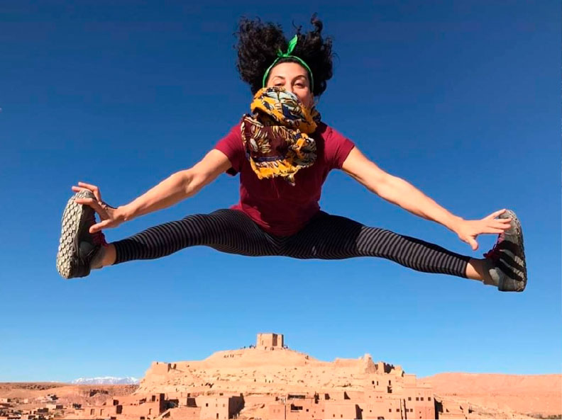 Viaje yoga Marruecos - aventura al estilo slow travelling | apasho yoga