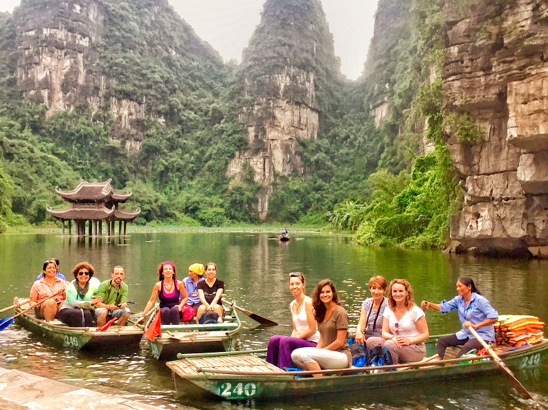 Viaje yoga Vietnam - Bienvenidos | apasho yoga