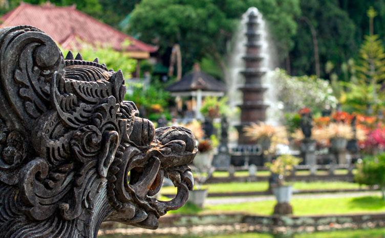 Bali - Tampak Siring | viajar haciendo yoga - Apasho