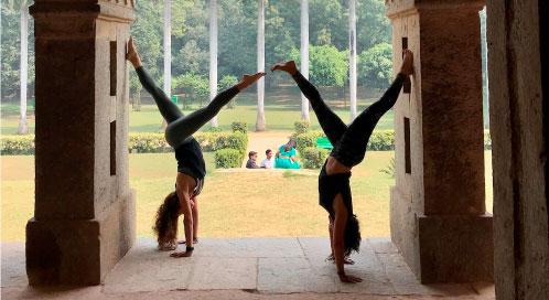 Funciones de un coordi-yogi - viaje yoga India | Apasho yoga