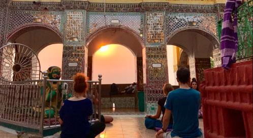 Funciones de un coordi-yogi - viaje yoga Myanamar | Apasho yoga