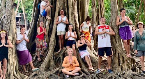Funciones de un coordi-yogi - viaje yoga Maldivas | Apasho yoga