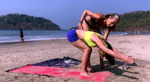 Funciones de un coordi-yogi - viaje yoga India sur | Apasho yoga