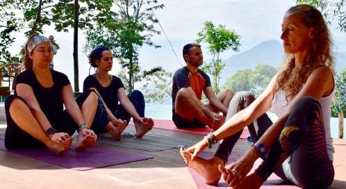 Funciones de un coordi-yogi - viaje yoga Sri Lanka | Apasho yoga