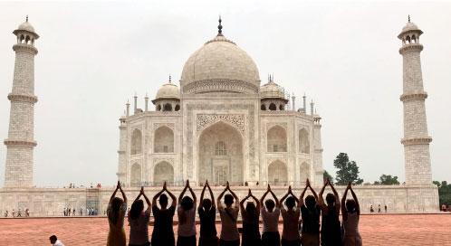 ¿Cuándo haremos yoga? - viaje yoga India | Apasho yoga