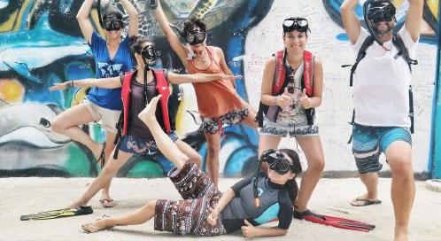 ¿Cuándo haremos yoga? - viaje yoga Maldivas | Apasho yoga