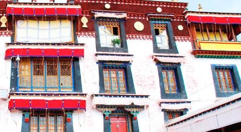 Alojamiento - Viaje yoga China Tíbet Nepal | Apasho yoga