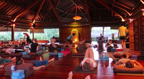 ¿Cuándo haremos yoga? - viaje yoga Indonesia | Apasho yoga