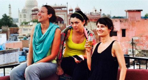 Alojamiento - viaje yoga India | Apasho yoga
