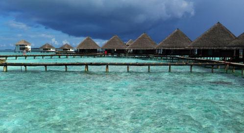Alojamiento - viaje yoga Maldivas | Apasho yoga