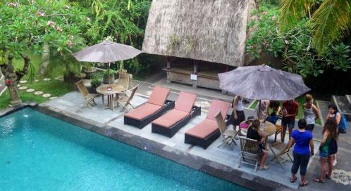 Alojamiento - Viaje yoga Indonesia | Apasho yoga