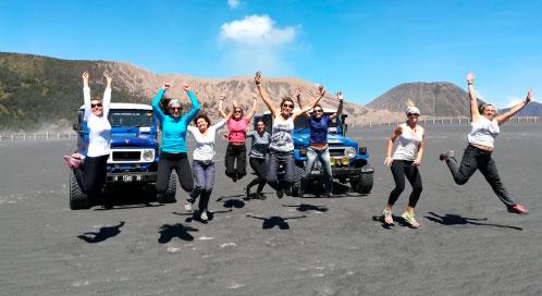 Transporte - viaje yoga Indonesia | Apasho yoga