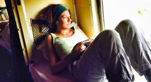Transporte - viaje yoga India | Apasho yoga