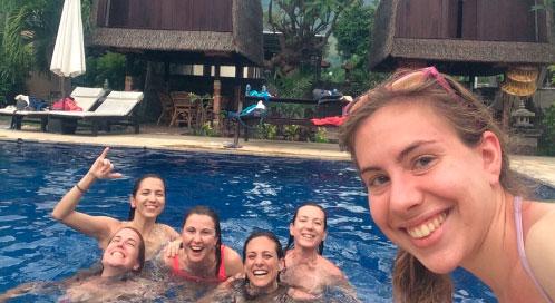 Condición física - viaje yoga Indonesia | Apasho yoga