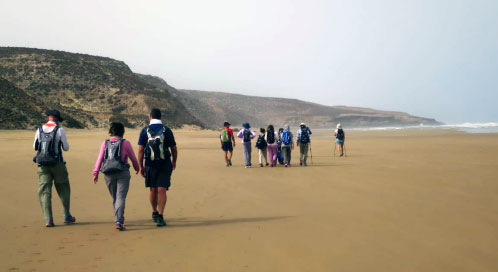 Condición física - viaje yoga Marruecos | Apasho yoga