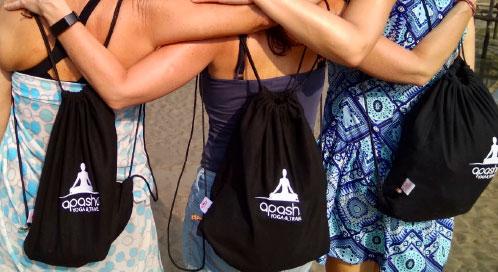 ¿Qué ropa llevo? - viaje yoga India sur | Apasho yoga