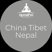 Viaje yoga China Tibet Nepal | Apashoyoga