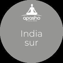 Viaje yoga India sur | Apashoyoga
