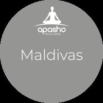 Viaje yoga Maldivas | Apashoyoga