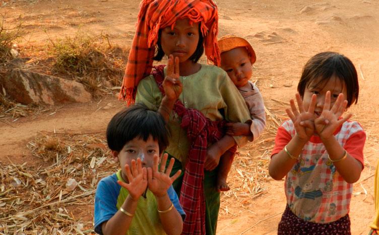 Lago Inle - Myanmar | viajar haciendo yoga - Apasho