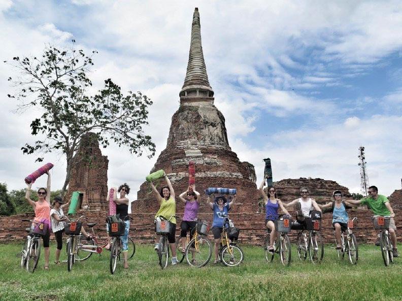 Viaje yoga Tailandia - aventura al estilo slow travelling | apasho yoga