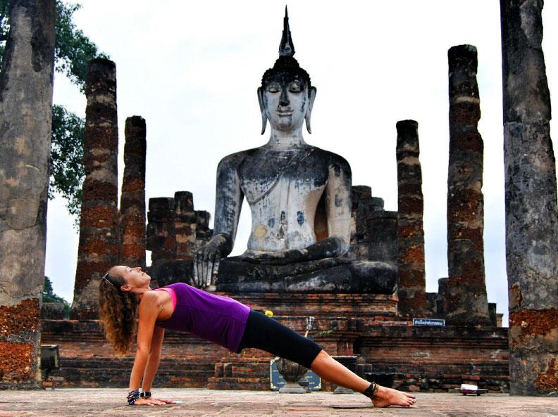 Viaje yoga Tailandia - Bienvenidos | apasho yoga
