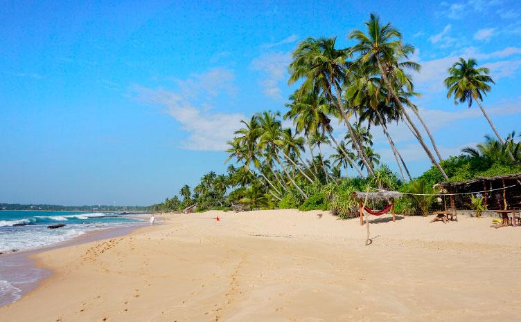 playa de Hikkaduwa- Sri Lanka | viajar haciendo yoga - Apasho