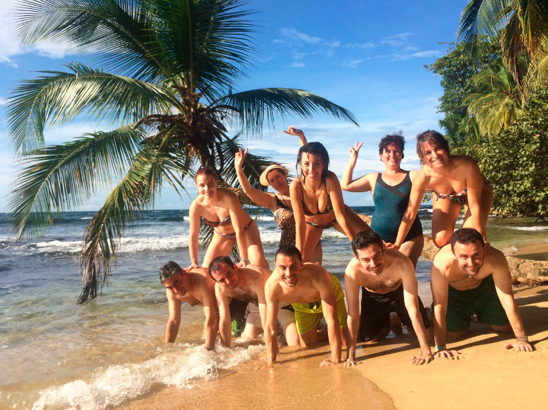 Viaje yoga Costa Rica - Bienvenidos | apasho yoga