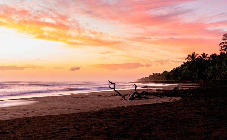 Playas de Península de Nicoya - Costa Rica | viajar haciendo yoga - Apasho