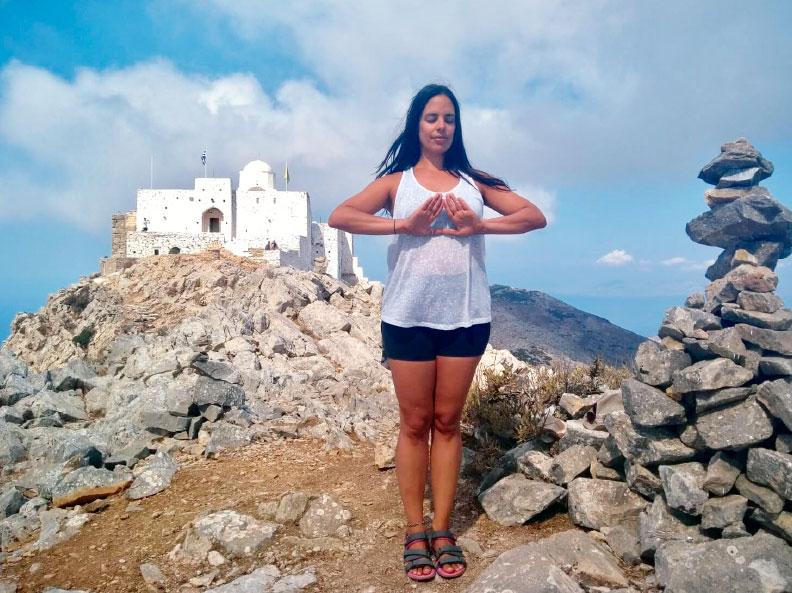 Viaje yoga Grecia - Bienvenidos | apasho yoga