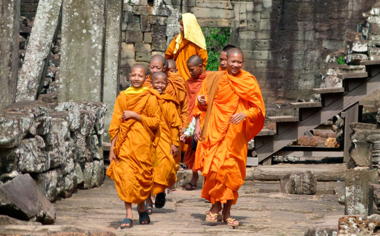 Phnom Penh - Camboya | viajar haciendo yoga - Apasho
