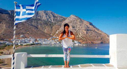 Funciones de un coordi-yogi - viaje yoga Grecia| Apasho yoga