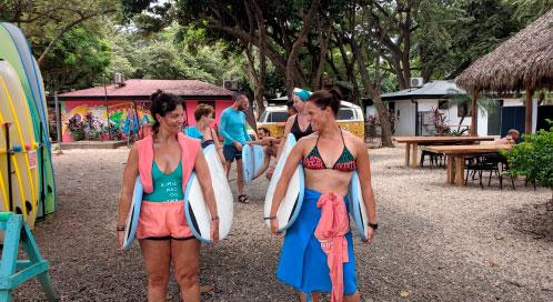 Alojamiento - Viaje yoga Costa Rica   Apasho yoga