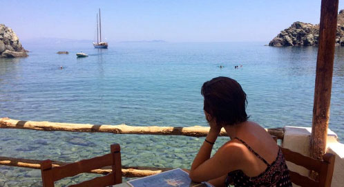 Alojamiento - Viaje yoga Grecia | Apasho yoga