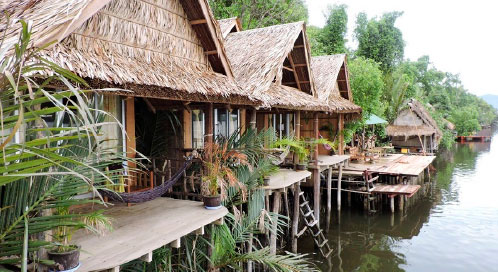 Alojamiento - Viaje yoga Vietnam Camboya | Apasho yoga
