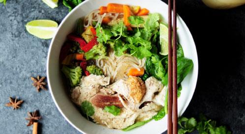 Gastronomía - viaje yoga Vietnam Camboya | Apasho yoga