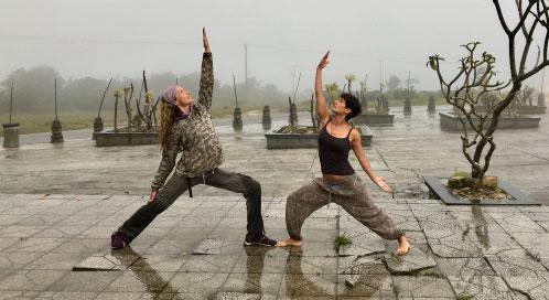 Condición física - viaje yoga Vietnam Camboya | Apasho yoga