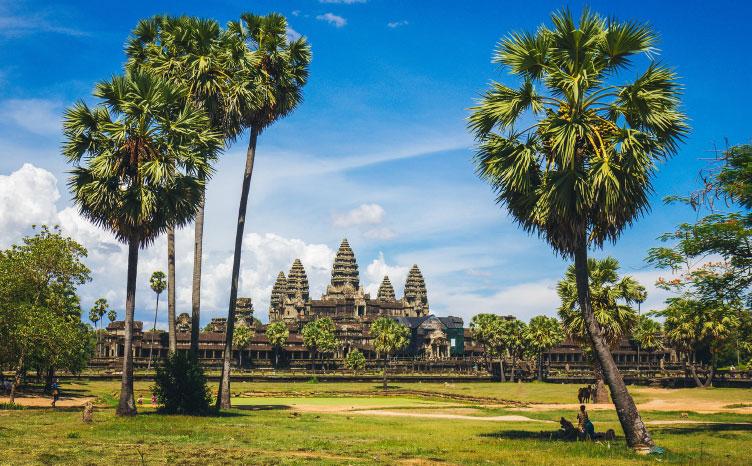 Templos de Angkor - Camboya | viajar haciendo yoga - Apasho