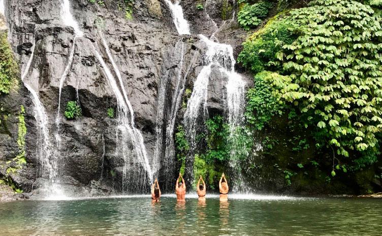 Isla de Bali - Ubud | viajar haciendo yoga - Apasho